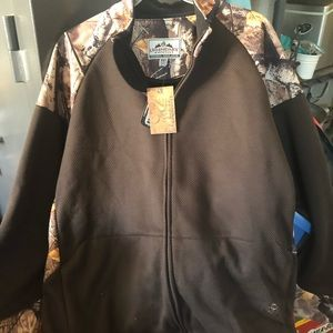 Legendary Whitetails Brown/Camo (Hunting) Jacket